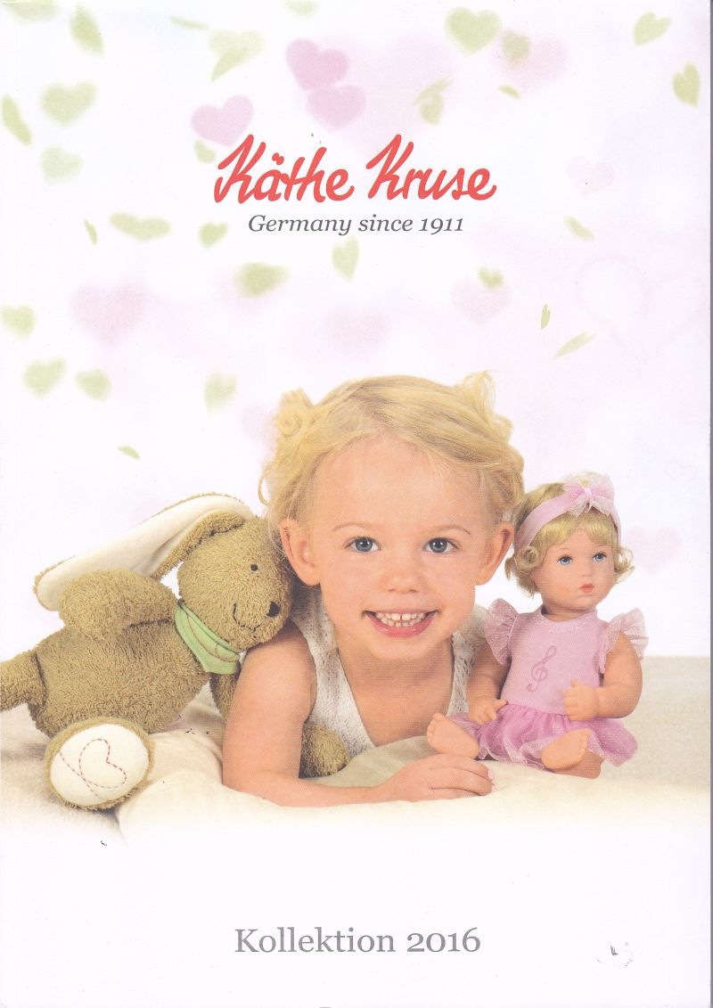 Puppen paradies käthe kruse spielzeug katalog